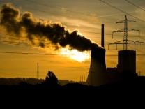 Klimaschützer fordern vor G7 Ausstieg aus der Kohlekraft