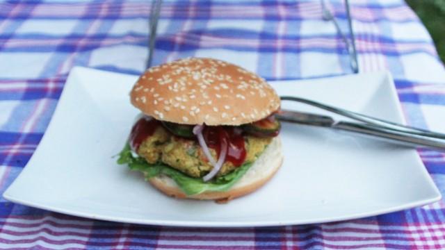 Küchenzeilen Küchenzeilen zu veganem Grillen