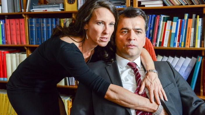 "Tatort ""Gier""; Maria Köstlinger und Michael Masula"