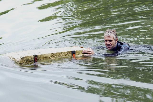 Steinschwimmen