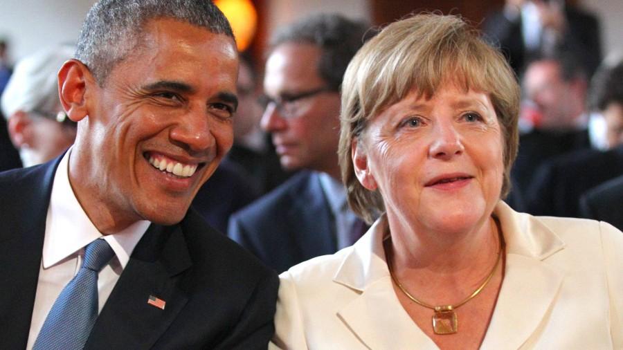"""Merkel überholt Obama auf """"Forbes""""-Liste der Mächtigsten"""
