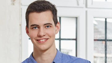 David Pflugpeil WWDC Schüler Apple