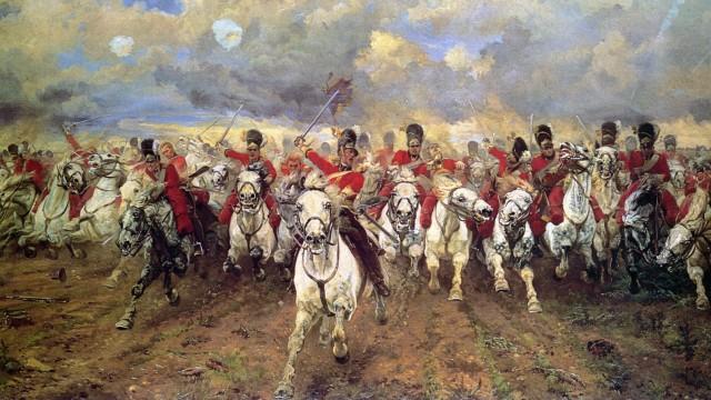 Die Schlacht bei Waterloo