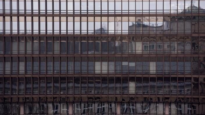 Stadtansicht München