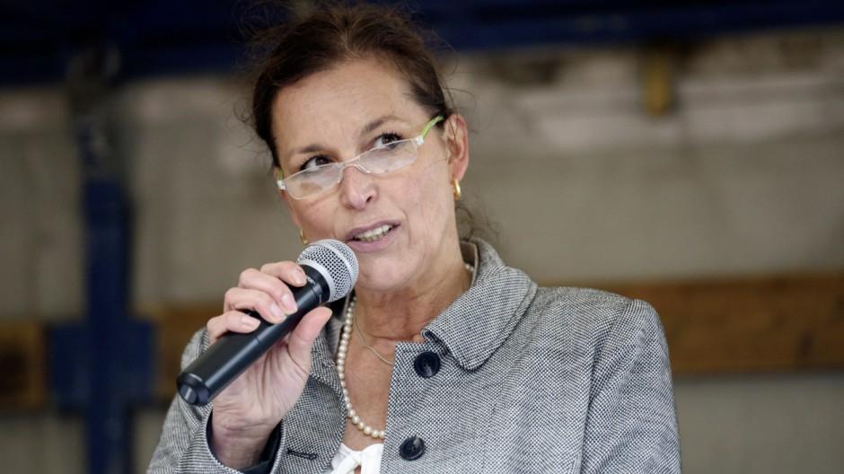 Pegida Pegida-Aktivistin
