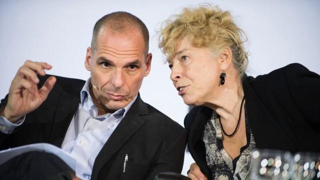 Vortrag Varoufakis