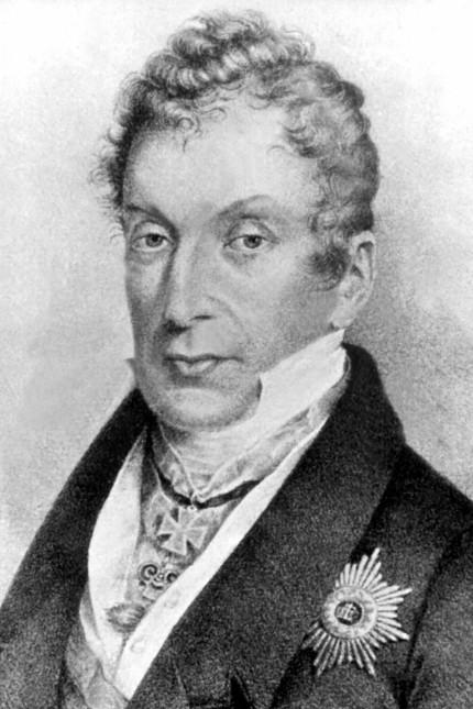 Clemens Wenzel Fürst von Metternich