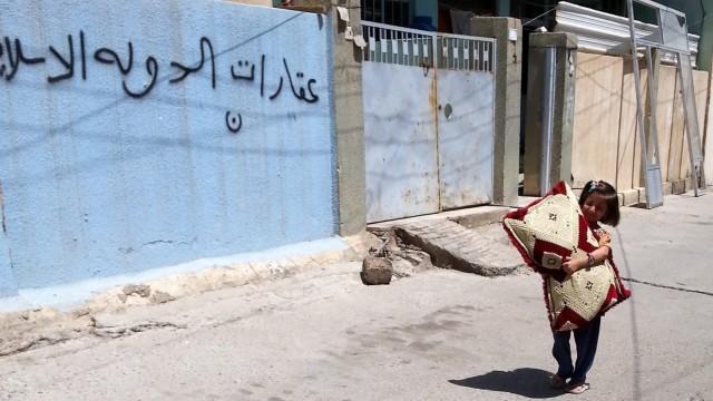 Vor einem Jahr überrannte der IS Mossul