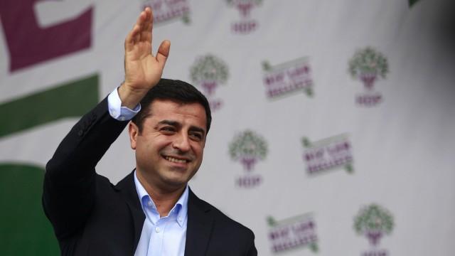 Profil Erdoğan-Bezwinger Selahattin Demirtaş