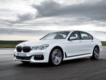 BMW 7er Modell 2015