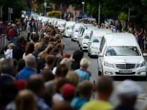 Germany Repatriates Germanwings Crash Victims