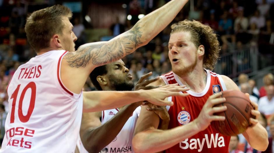 Bayern München - Brose Baskets Bamberg