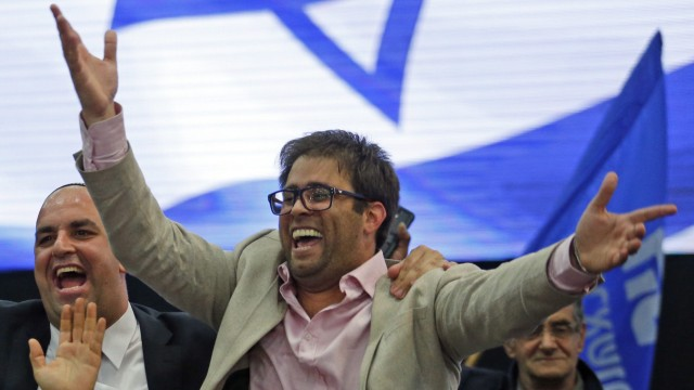 Israel: Likud-Politiker Oren Hazan