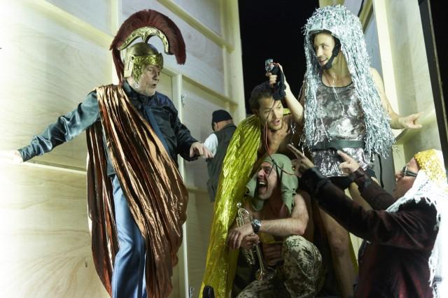 Antonius und Cleopatra Residenztheater München (Pressematerial)