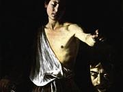 caravaggio david und goliath scuderie des quirinale rom