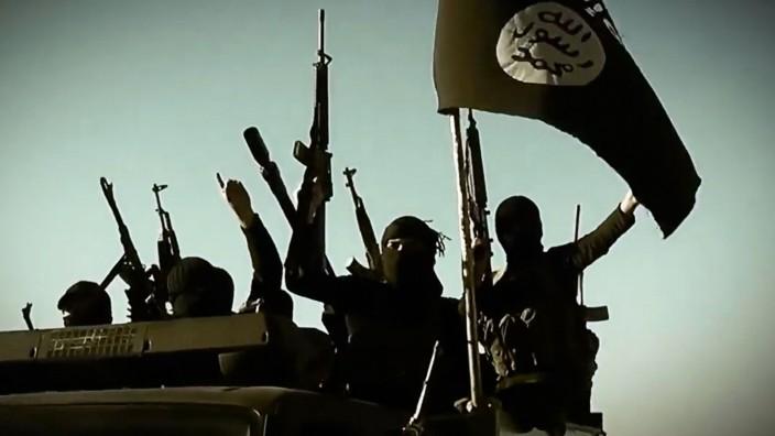 Islamischer Staat: Kämpfer in der Provinz Anbar im Irak