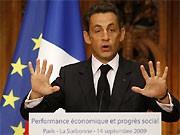 Nicolas Sarkozy, Sorbonne, AP