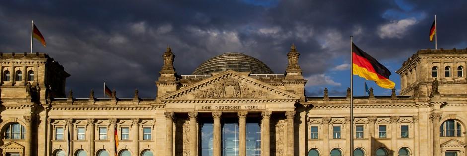 Reichstagsgebäude Berlin