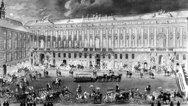 Wiener Kongreß 1814 bis 1815