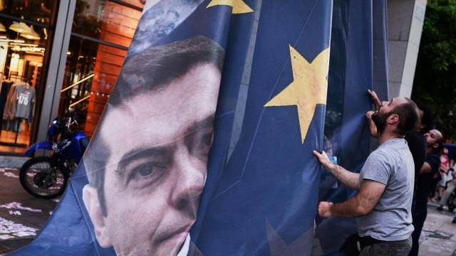 Griechenland am Abgrund Griechenlands Schuldenkrise