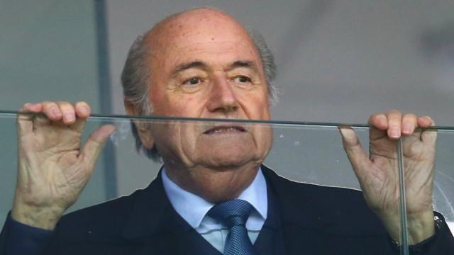 (FILE) Sepp Blatter To Resign As FIFA President
