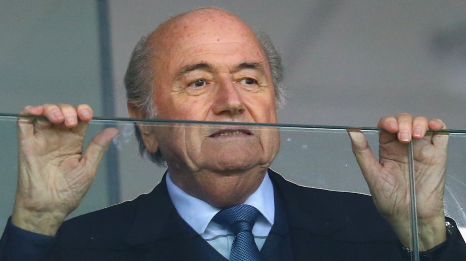 (FILE) Sepp Blatter To Resign As FIFA President