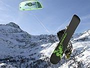 Snowkiting: Ritt durch die Lüfte, Ingo Hübner