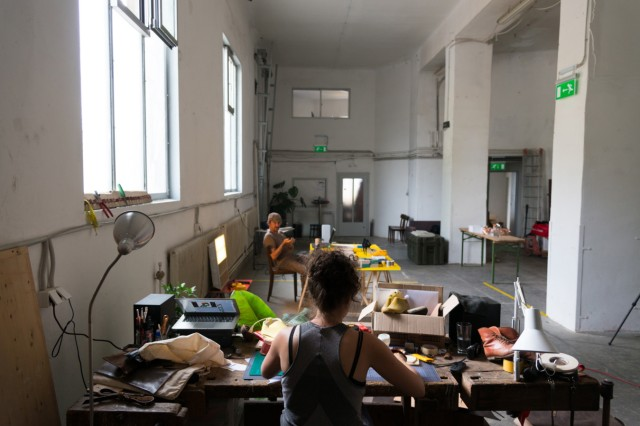 VIENNA BIENNALE 2015: IDEAS FOR CHANGE2051. Smart Life in the City