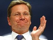 Guido Westerwelle FDP Ampel Bundestagswahl Getty
