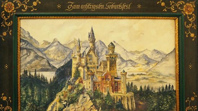 Süddeutsche Zeitung Bayern Versteigerung von Hitler-Gemälden
