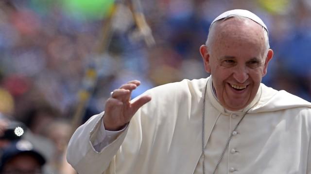 Papst Franziskus Umwelt-Enzyklika