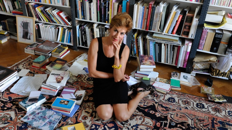 Barbara Vinken, 2013