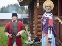 Urlaub in Sibirien, Russland