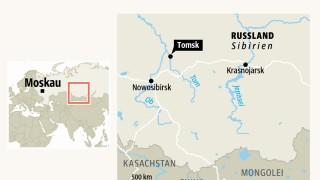 Russland Urlaubstrend in Russland