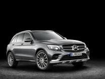 Der neue Mercedes GLC.