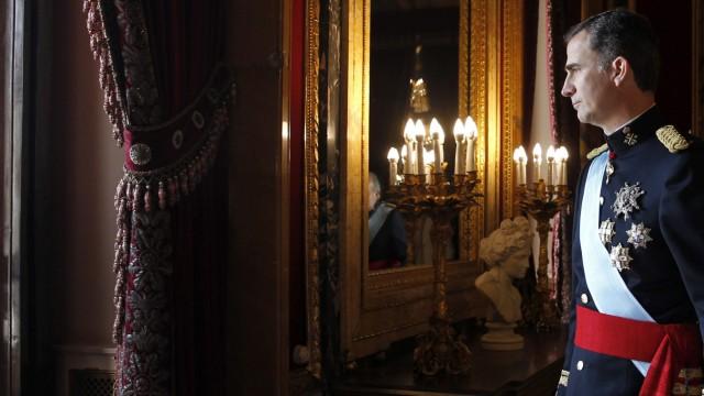 König Felipe poliert Ruf der Monarchie auf
