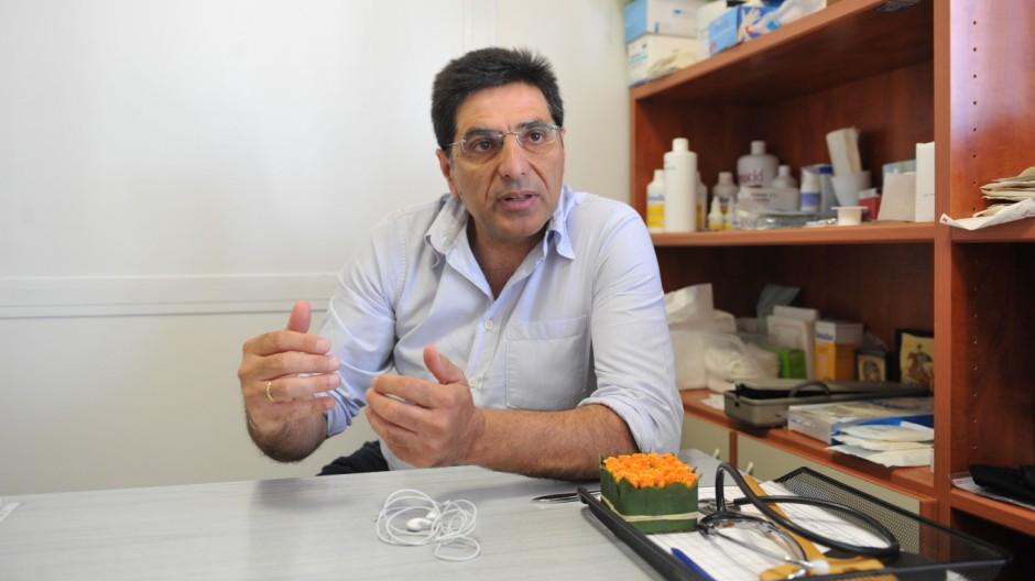 Süddeutsche Zeitung Gesellschaft Gesundheitsversorgung in Griechenland