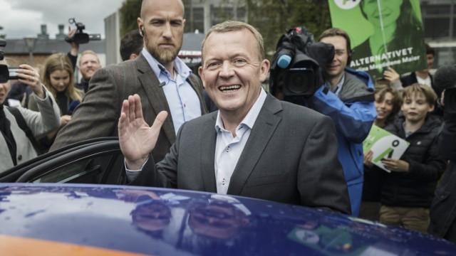 Parlamentswahl in Dänemark Dänemark