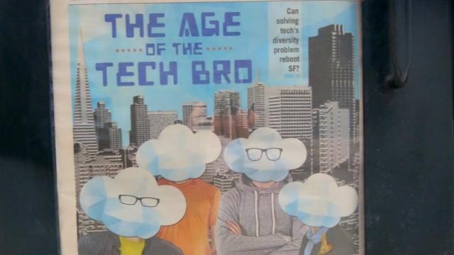 San Francisco Tech Bro