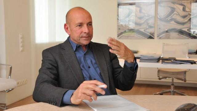 Im Gespräch: Christian Stupka, Vorstand der Gima.