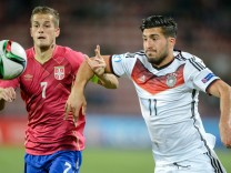 Deutschland - Serbien