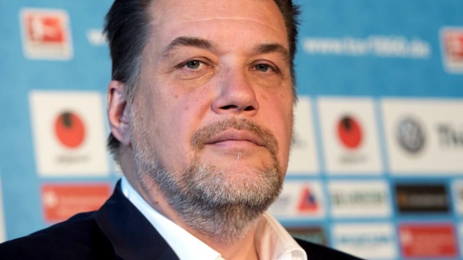 TSV 1860 München - Gerhard Mayrhofer
