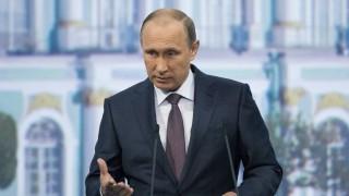 Wladimir Putin zur Fußball-WM