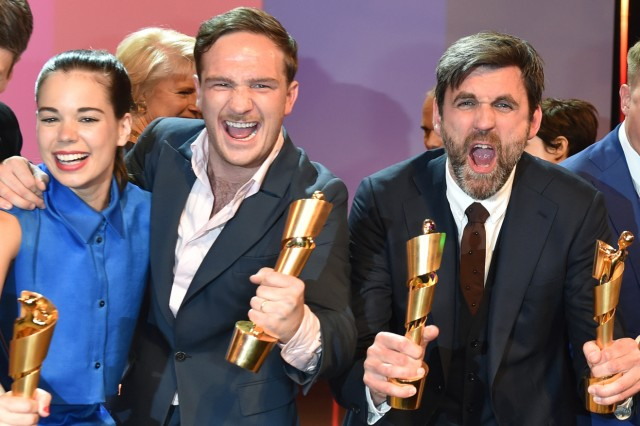 Verleihung 65. Deutscher Filmpreis