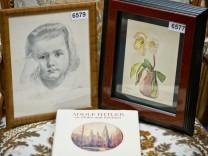 Auktionshaus versteigert Hitler-Bilder