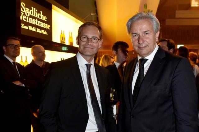65. Deutscher Filmpreis - Party