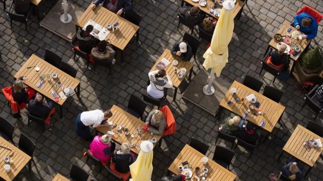 Gastgewerbe in Dresden