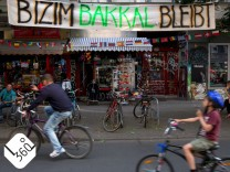 -; Gentrifizierung Kreuzberg