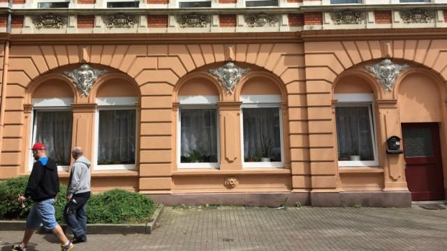 Eltingviertel Essen Deutsche Annington Altbau gentrifizierung