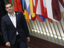 European Summit on Greek crisis